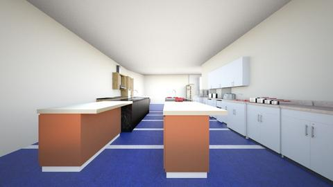 Wermelinger - Kitchen  - by Biberli