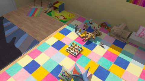preschool room111 - Modern - Kids room  - by feastudpreschool