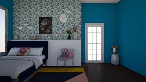 Living style by Uroosa - Modern - Bedroom  - by Sam Raa