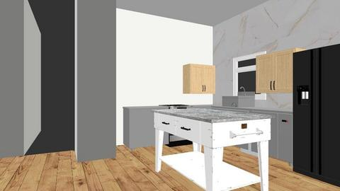 LR Kit DR 2 - Kitchen - by edgars4him