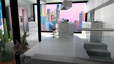 Modern Kitchen Idea - Modern - Kitchen  - by deleted_1520806422_Roxy