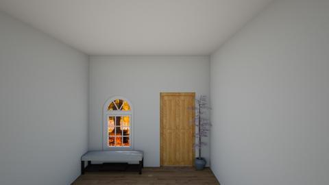 Autumn Hallway - Modern - by NaomiGraceR