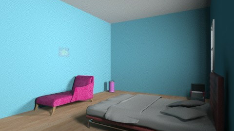 dream room - Vintage - Bedroom  - by franchescalove3