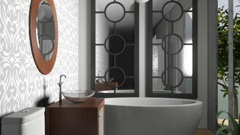 baño de maria - Eclectic - Bathroom  - by domuseinterior