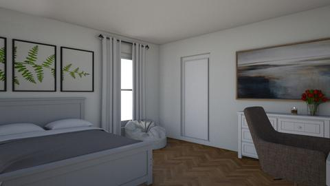 Claires bedroom - Modern - Bedroom  - by liesvds07