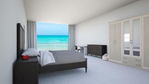Beach room - Modern - Bedroom - by acquah101
