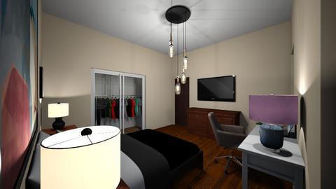 Habitacion 33 - Bedroom  - by juancruzjy