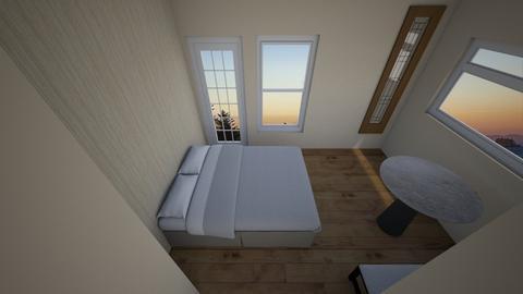 eman bedroom10 - Modern - Bedroom  - by Alwel