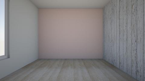 little - Bedroom - by ippie