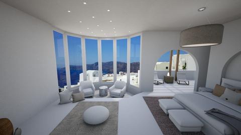 greek inspo 2 - Bedroom  - by areinhardtmsw