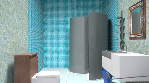Bathroom - Minimal - Bathroom  - by dk842