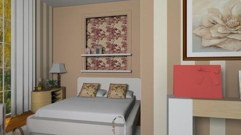 2107 - Modern - Bedroom  - by milyca8