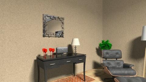 living sala estar - Eclectic - Bathroom  - by efabiomelo