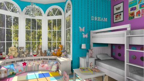 Kids Room - Kids room  - by allilaz