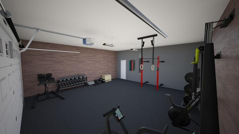Garage Gym - by roguefitness