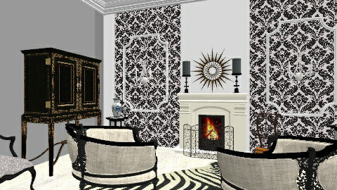 living room - Classic - by irina 74