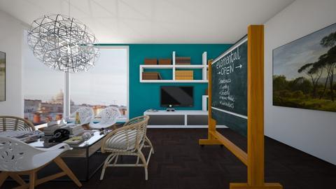 cuart1 - Office - by leunham