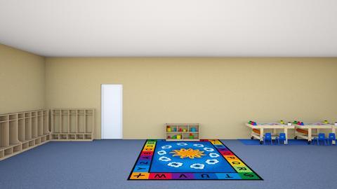 Preschool Project - Kids room - by PFMQMZFYLNCKFKZCVMPPCJNCQHEDMVT