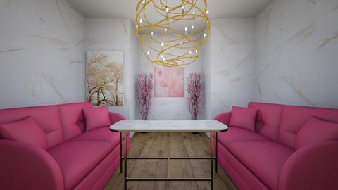 Cherry Blossom room - Living room  - by NGU0008