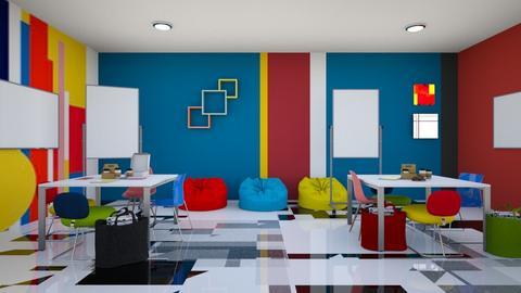 Bauhaus Study - by Feeny
