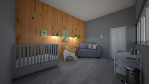 Nursery - Kids room  - by 27calpop
