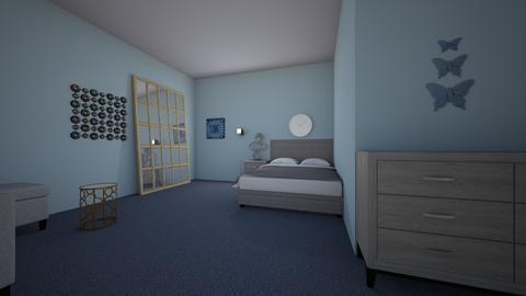 room - Bedroom  - by sjsdag
