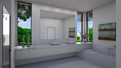 Colares - Modern - Bathroom - by Claudia Correia