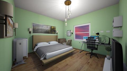 my bedroom - Bedroom  - by khaphan6868
