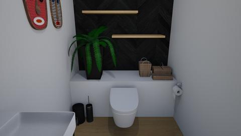 Toilet - by MichaLev