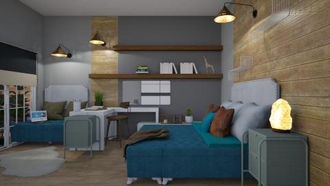 CAMERON - Bedroom  - by Niva T