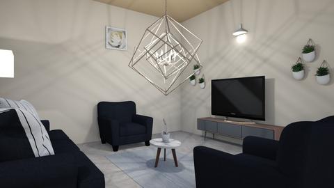 Living Room 2 - Modern - Living room  - by sherrylizhu