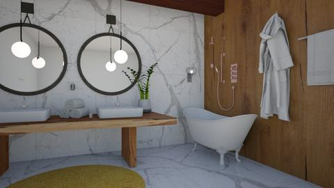 56 - Bathroom  - by TeodoraYord