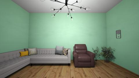 HIDC Living Room - by ayer