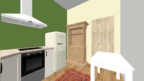 kitchen sideboard - Kitchen  - by Galinastage