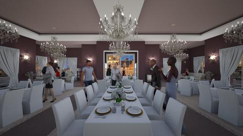 Matilda's restaurant - by Matilda de Dappere