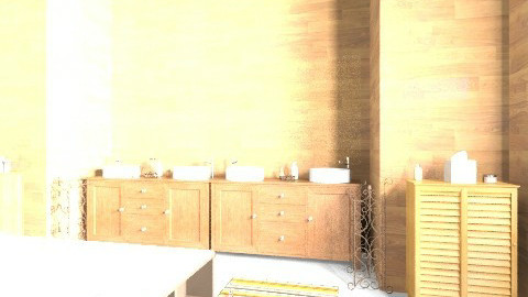 Bathroom - Classic - Bathroom  - by Square 3D