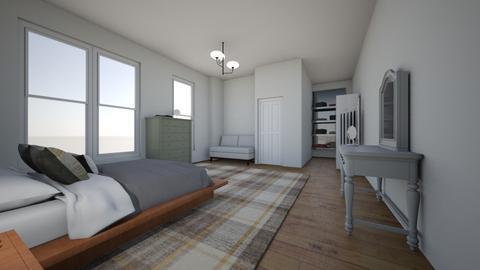 h - Bedroom  - by levissa