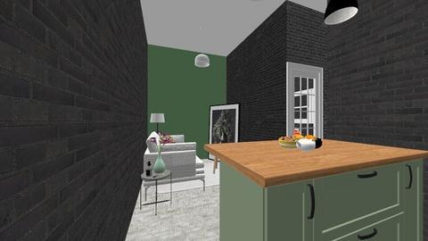 apartement - by marije wemmers