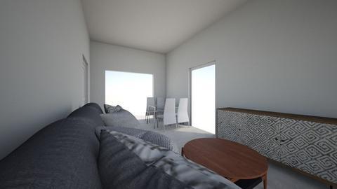 Xian - Living room - by Frajaja