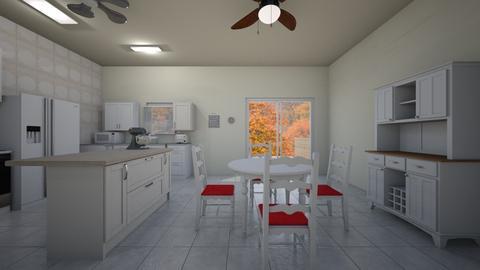 Modern Kitchen - Kitchen  - by mspence03