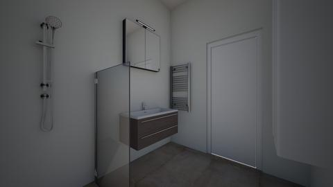 BH_VV Badkamer - Bathroom  - by Miemdora