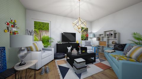 maximal - Living room - by yusra1113