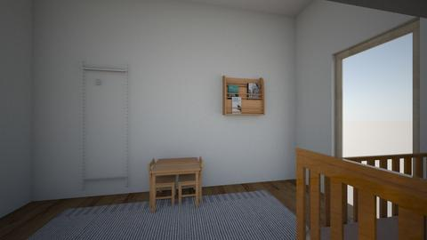 L and E Room - Kids room - by kerriejr