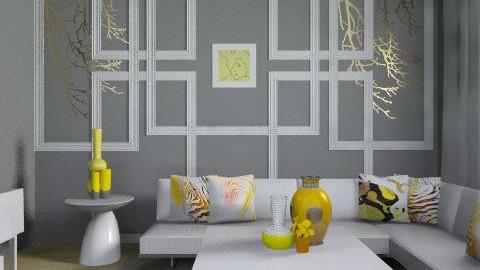 Pulse - Modern - Living room  - by jenshadow_222