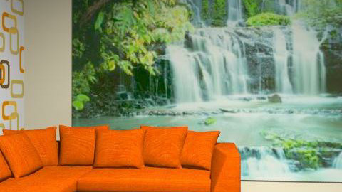 waterfall - Modern - Living room - by tiesto