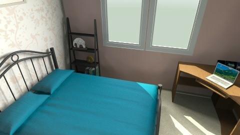 Alli - Vintage - Bedroom  - by AlliSweetPea