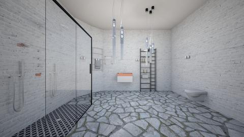 Kosara M - Bathroom  - by ksmKOSARA