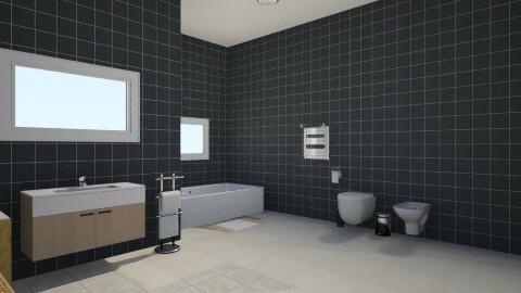 bathroom - Bathroom  - by Lourdes Novillo Lucas Vaquero