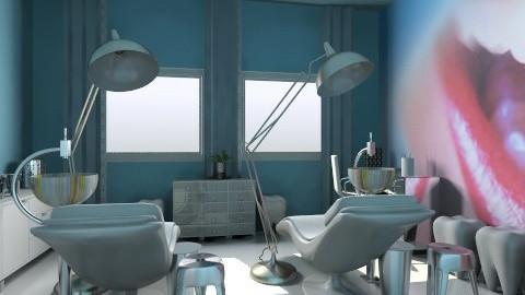 dental clinic - Modern - by tita