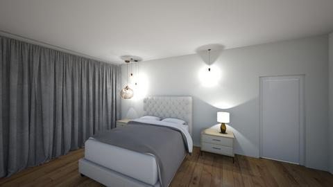 bedroom - Bedroom  - by IraSytailo